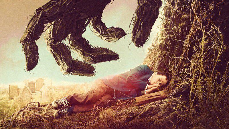 quai vat ghe tham - A Monster Calls